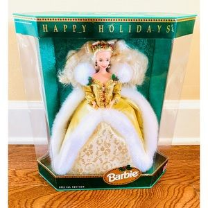 NEW 1994 Holiday Barbie